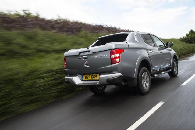 Driven: Fiat Fullback LX. Image by Fiat.