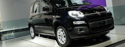 Brilliant: 2012 Fiat Panda. Image by Newspress.