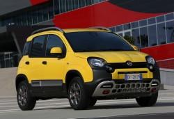 2014 Fiat Panda Cross. Image by Fiat.