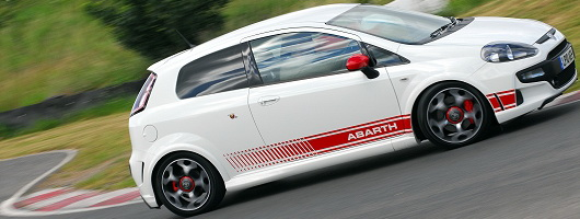 First Drive: Abarth Punto Evo | Car Reviews | by Car Enthusiast