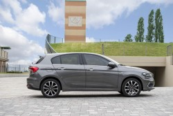 2016 Fiat Tipo. Image by Fiat.