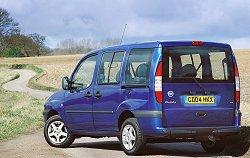 2004 Fiat Doblo. Image by Shane O' Donoghue.