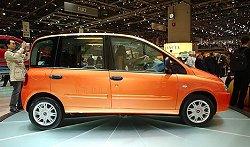 2004 Fiat Multipla. Image by www.salon-auto.ch.