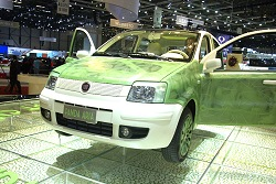 2008 Fiat Panda Aria. Image by United Pictures.
