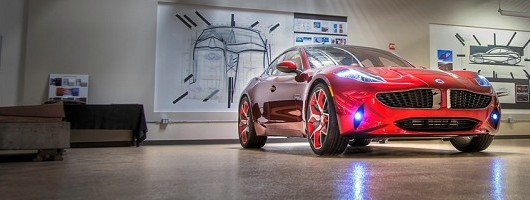 Fisker Atlantic goes all official. Image by Fisker.