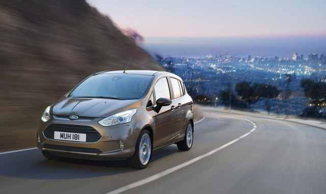 First drive: Ford B-Max. Image by Ford.