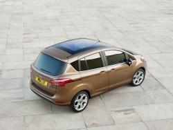 2012 Ford B-MAX. Image by Ford.