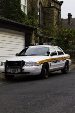 2008 crown vic police interceptor specs