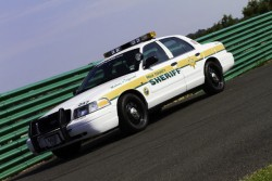 2008 Ford Crown Victoria P71 Police Interceptor. Image by 0.