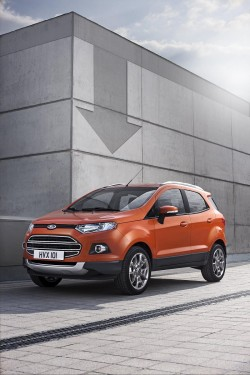 2013 Ford EcoSport. Image by Ford.