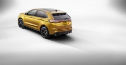 2015 Ford Edge S. Image by Ford.