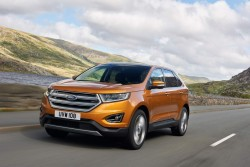2015 Ford Edge. Image by Ford.