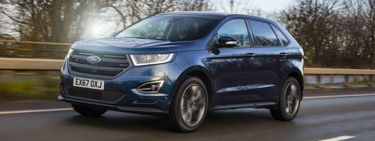 Driven Ford Edge St Line Image By Ford