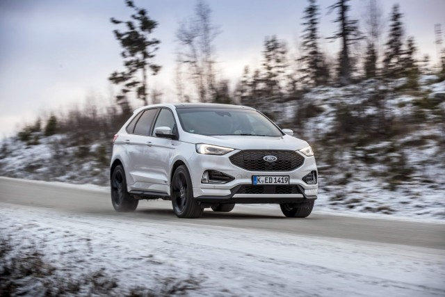 First drive: Ford Edge 2019MY. Image by Ford.