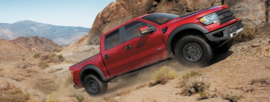 Ford F-150 Special Edition announced. Image by Ford.
