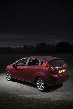 2010 Ford Fiesta. Image by Ford.