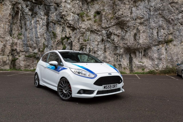 Diff-equipped Ford Fiesta M-Sport announced. Image by M-Sport.