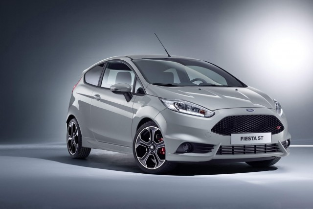 20hp power boost for hotter Fiesta ST. Image by Ford.