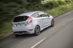 2016 Ford Fiesta ST200. Image by Ford.
