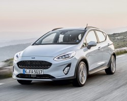 Ford's Fiesta Active. Image by Ford.