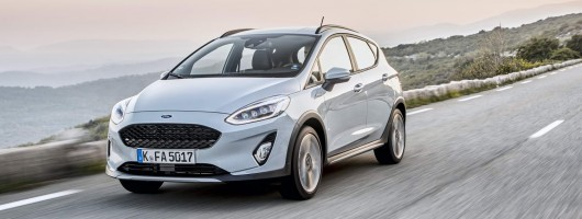 First drive: Ford Fiesta Active. Image by Ford.