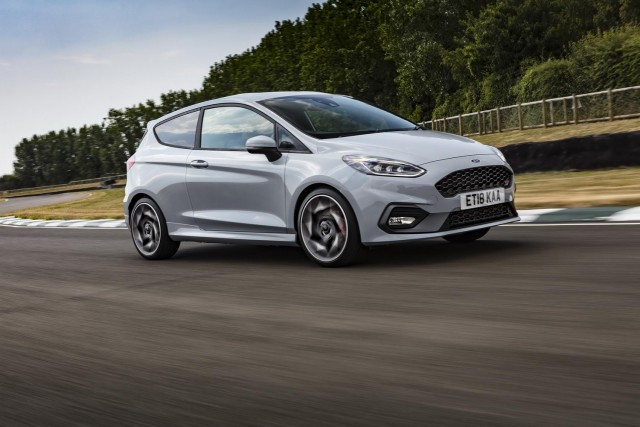 Driven: Ford Fiesta ST-3 Performance Pack. Image by Ford UK.
