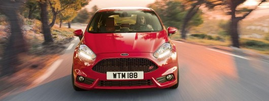 Geneva 2012: Hot Ford Fiesta ST. Image by Ford.