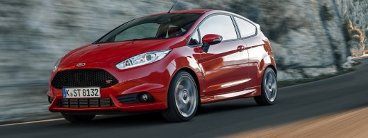 First drive: Ford Fiesta ST. Image by Ford.