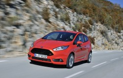 2013 Ford Fiesta ST. Image by Ford.
