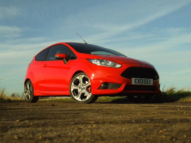 Driven: Ford Fiesta ST by Mountune. Image by Matt Robinson.