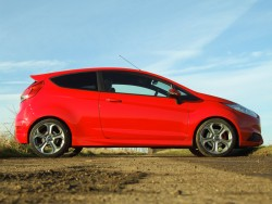 2014 Ford Fiesta ST by Mountune. Image by Matt Robinson.