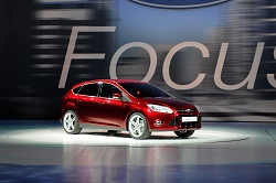 2011 Ford Focus. Image by Ford.
