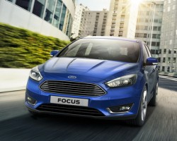 Incoming: Ford Focus. Image by Ford.