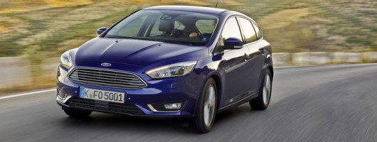 First drive: Ford Focus 1.5 EcoBoost. Image by Ford.