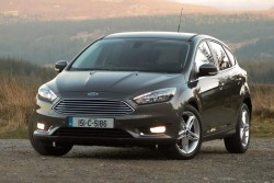 Different Ford Focus models