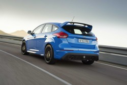 2016 Ford Focus RS. Image by Ford.
