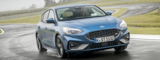 First UK drive: Ford Focus ST diesel. Image by Ford UK.