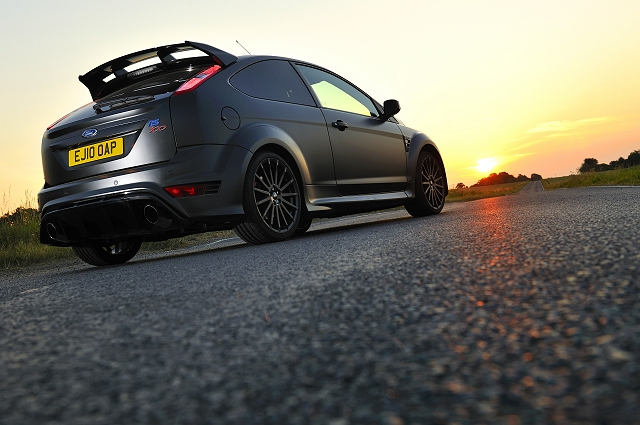 Week at the Wheel: Ford Focus RS500. Image by Max Earey.