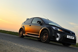 2010 Ford Focus RS500. Image by Max Earey.