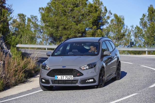 First drive: Ford Focus ST TDCi Wagon. Image by Ford.