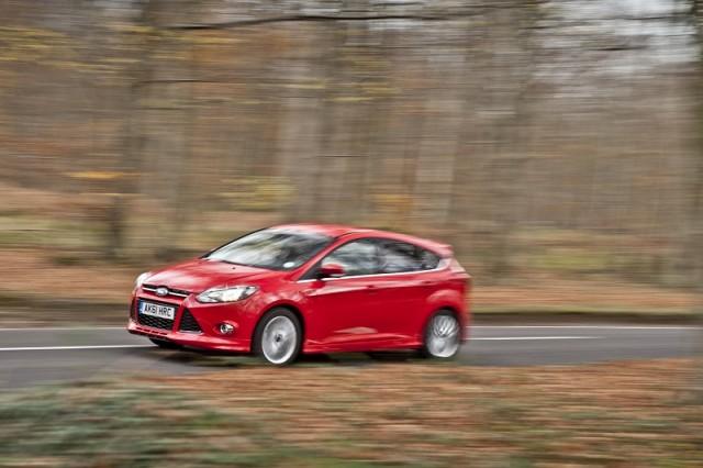 Week at the wheel: Ford Focus Zetec S. Image by Jamie Lipman.