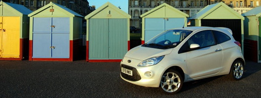 Week At The Wheel Ford Ka Image By Kyle Fortune
