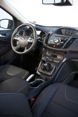 2013 Ford Kuga. Image by Ford.