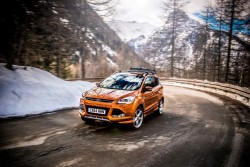 2015 Ford Kuga. Image by Ford.
