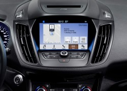 Ford SYNC 3. Image by Ford.