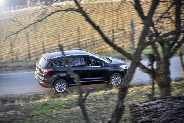 Driven: Ford Kuga Vignale. Image by Ford.
