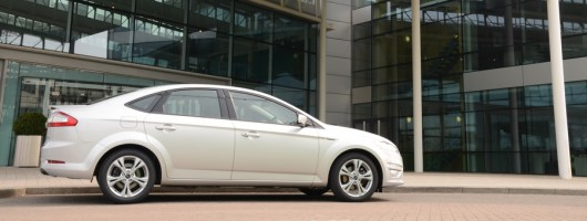 Ford simplifies Mondeo range. Image by Ford.