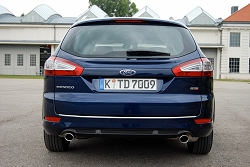 2011 Ford Mondeo Estate. Image by Kyle Fortune.