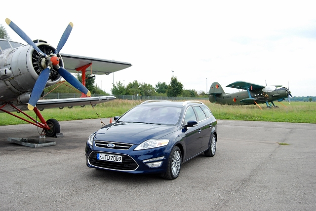 First Drive: Ford Mondeo. Image by Kyle Fortune.