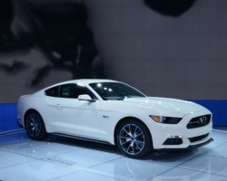 2014 Ford Mustang. Image by Newspress.